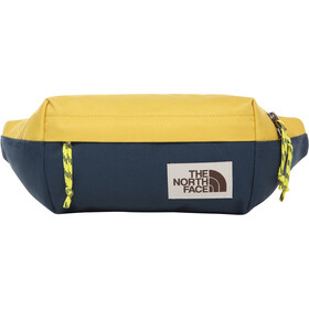 The North Face Lumbar Pack bamboo yellow/blue wing teal
